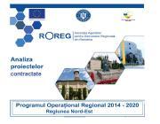 Analiza proiectelor contractate de către autorităţile publice locale în cadrul POR 2014-2020